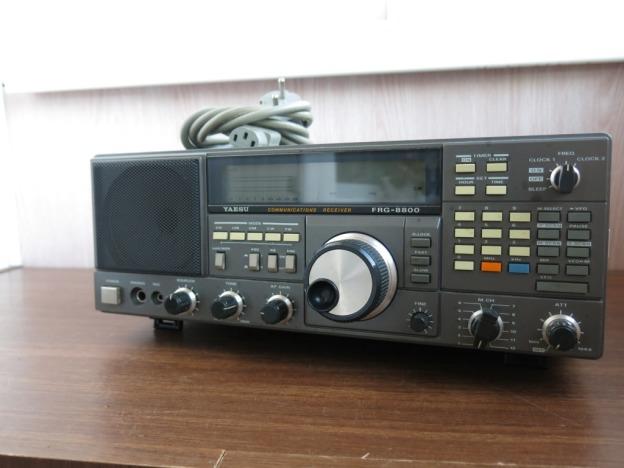 YAESU FRG-8800