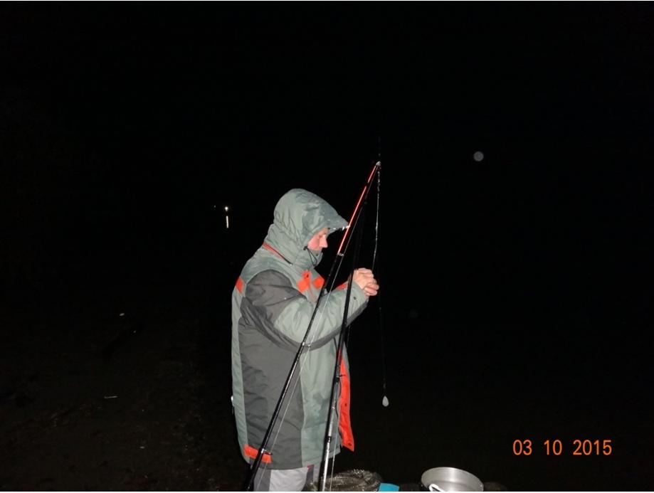 Ночная рыбалка фото 11