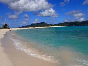 Остров Карриаку. Автор фото - Питер Джонкер.